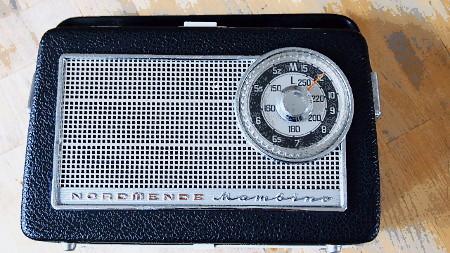 transistorradio nordmende mambino