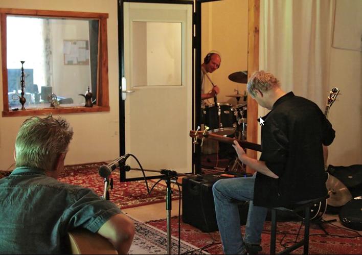 trio studio wijk aan zee